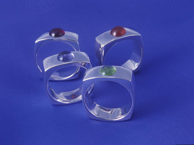 Soft Square Rings
