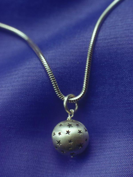 Starball necklace