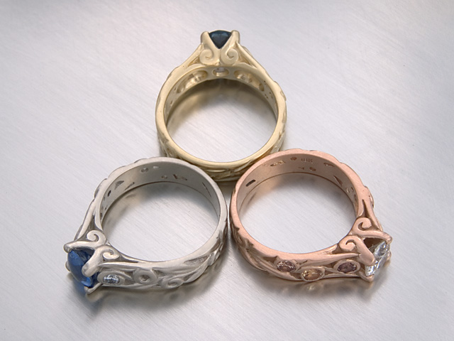 Three Gold Rings